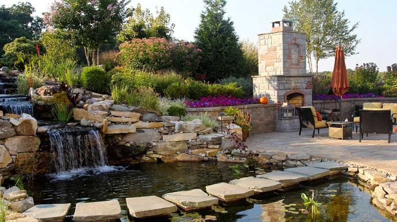 - Adding Water Design To Your Outdoor Living Space