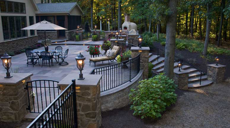 decks vs patios how to choose whats right for you - Deck Vs Patio