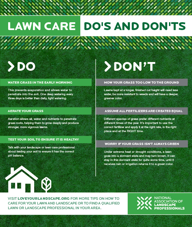 Lawn Service And Landscape: A Seasonal Guide: Summer Lawn And Landscape Care
