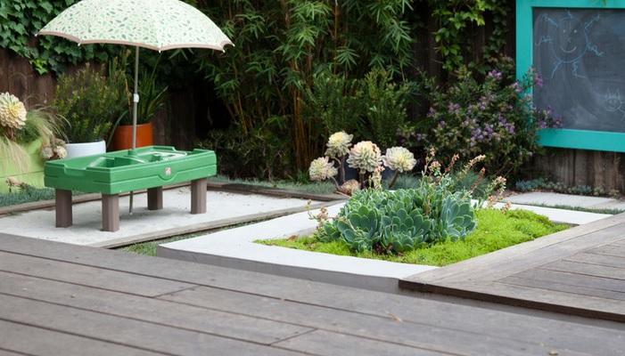 15 Ideas for a Children\'s Discovery Garden
