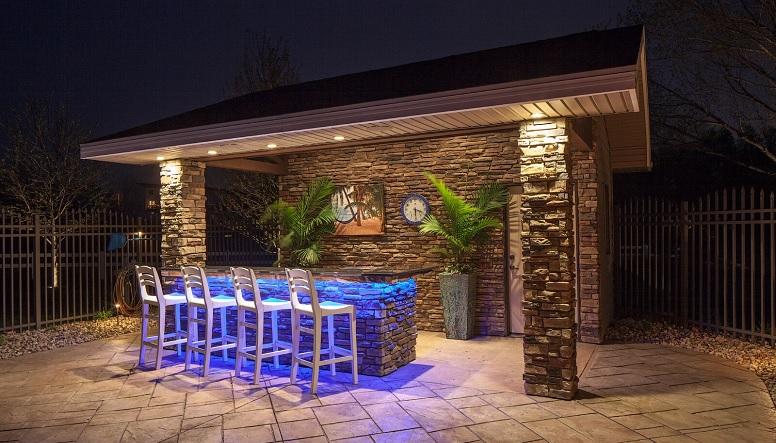 9 Lighting Options For Your Backyard