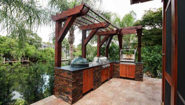 PERGOLA PLACEMENT